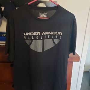 Under Armour Shirts - Under Armour Basketball Shirt